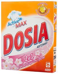 Купить <b>Стиральный порошок Dosia</b> 2в1 с кондиционером ...