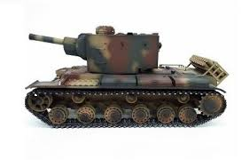 <b>Радиоуправляемый танк Torro</b> Russia КВ-2 ИК RTR 1:16 2.4G