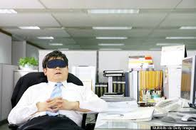 Image result for napping workers pictures
