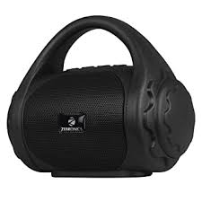 Zebronics Zeb-County <b>Bluetooth Speaker</b> with Built-in <b>FM</b> Radio ...