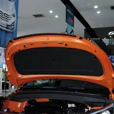 <b>Утеплитель</b> - <b>шумоизоляция капота</b> KOREA для Hyundai Creta