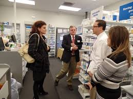 pharmacy value page homepage rximpact pharmacy tours highlight healthcare access