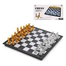 <b>Настольная игра НАША</b> ИГРУШКА Шахматы магнитные, поле ...
