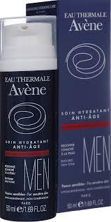 Avene Men <b>Антивозрастная увлажняющая эмульсия для</b> мужчин ...