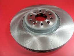 Maserati Ghibli Quattroporte front brake disc rotor rwd <b>Premium</b> ...