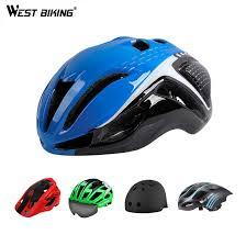 WEST BIKING <b>Bicycle Helmet Ultralight</b> Integrally molded Road ...