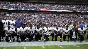 The Latest: About 24 NFL players kneel for anthem in London   KIRO ...