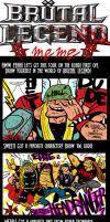 DeviantArt: More Like Brutal Legend Meme by DarthScribbles via Relatably.com