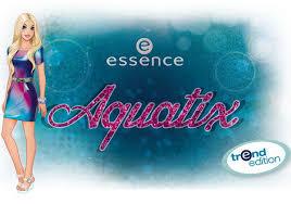 Осенняя коллекция макияжа 2014 г. Essence <b>Aquatix</b> Collection ...