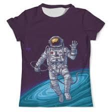 Толстовки, кружки, чехлы, футболки с принтом одежда космос, а ...