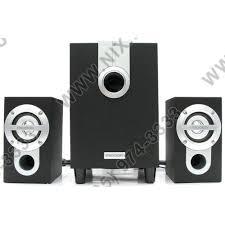 <b>Компьютерные колонки Microlab</b> M-400 Black, Silver — купить ...