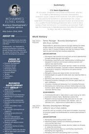 senior manager resume samples   visualcv resume samples databasesenior manager business development resume samples