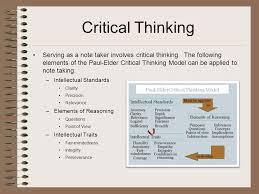 Linda elder and richard paul critical thinking model     Home   FC
