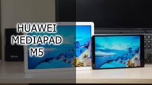 Обзор-сравнение <b>Huawei MediaPad M5</b> - YouTube