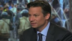 Richard Engel is NBC's chief foreign correspondent. He was kidnapped and held hostage in Syria for five scary days. - richard-engel-picture