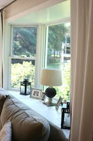 Idea For Decorating Living Room 17 Best Ideas About Bay Window Decor On Pinterest Diy Bay
