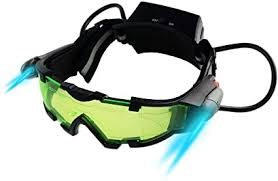 Yolyoo Night Vision Goggles, Adjustable Kids LED ... - Amazon.com