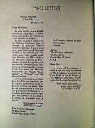 the harvard advocate the 1951 issue of the harvard advocate addressed a single theme william faulkner reviews essays and excerpts from dissertations crowded the