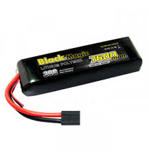 <b>Аккумулятор Black Magic</b> 7.4V 7600mAh 30C <b>LiPo</b> TRX plug - GSM ...
