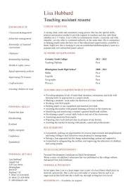 no work experience teaching assistant resume sample assistant resume cover letter