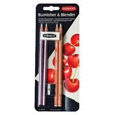 <b>Набор карандашей</b> Derwent для <b>смешивания</b> цветов и полировки ...