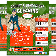 brads carpets carpet cleaning marketing for the professionals carpet cleaning flyer design 7