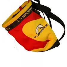Купить <b>Мешочек</b> для магнезии <b>La Sportiva</b> Chalk Bag Testarossa в ...