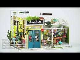 <b>New Arrival</b> | Teddy Theme DIY house-TDW03 <b>Flower</b> Shop ...
