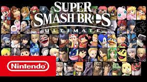 <b>Super Smash Bros</b>. Ultimate - Tráiler general (Nintendo Switch ...