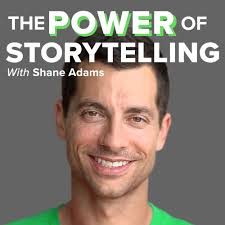 SLĀ Foundation Presents The Power of Storytelling with Shane Adams