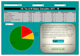 blog eexcel uk salary calculator has been prepared for taxpayers born after 6th 1948 who are not entitled to any special incentives tax exemptions or special