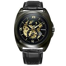 Winner Military Casual Design Watches Men Luxury ... - Amazon.com