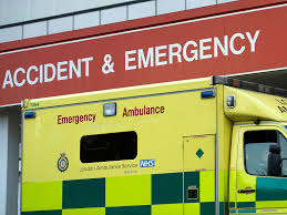 ambulance staff told to leave patients at a e departments if they ambulance staff told to leave patients at a e departments if they have not been admitted after 45 minutes the independent