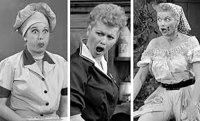 「1951、I Love Lucy, cbs tv」の画像検索結果