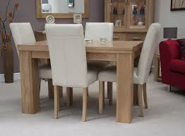 dining room tables chairs square: dining table and leather chairs  with dining table and leather chairs