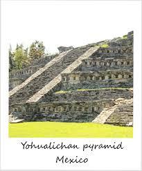 polaroid of the week exploring ancient pyramids in polaroid of the week 2016 yohualichan pyramid