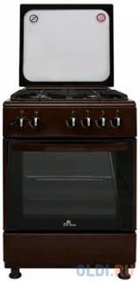 <b>Газовая плита De Luxe</b> 606040.24-002г (кр) ЧР — купить по ...