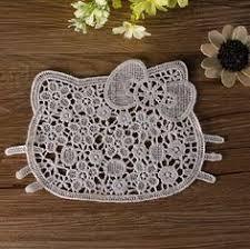 2pcs,<b>Large Crown</b> shape lace patch Chemical lace sewing on ...