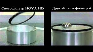 Тест <b>светофильтра HOYA</b> серии Hardened Glass и обычного ...