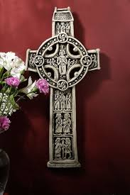 iron wall cross love: scripture cross clonmacnois ireland celebrate faith