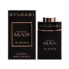 Bvlgari Man in Black Eau de Parfum Spray for Men ... - Amazon.com