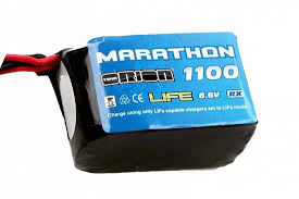 <b>Аккумулятор Team Orion Marathon</b> Life Hump RX Pack LiFe 6,6V ...