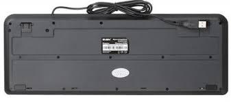 <b>Клавиатура Sven Standard 309M</b> Black USB проводная, USB • для ...