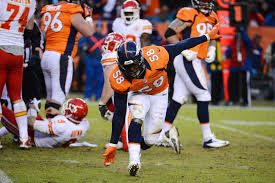 Von Miller Photos - Kansas City Chiefs v Denver Broncos - Zimbio via Relatably.com