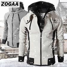 ZOGAA <b>Spring Autumn Men</b> Fashion Track Suit Men Casual Printing ...