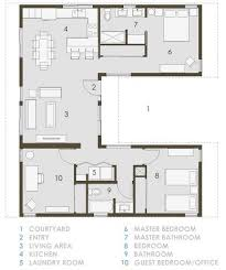 images about Floor plans on Pinterest   Floor plans       images about Floor plans on Pinterest   Floor plans  Courtyards and Small house plans