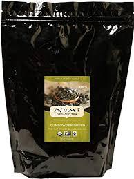 Numi <b>Organic Tea</b> Gunpowder <b>Green</b> - Full <b>Leaf</b>, <b>Loose Leaf</b> ...