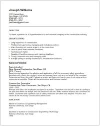 foreman resume examples resume examples sample resume construction resume exles superintendent sles superintendent resume template construction superintendent resume examples