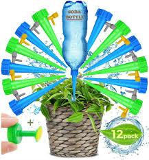 <b>Adjustable</b> Self <b>Plant Watering</b> Spikes Plants Drip Irrigation Slow ...