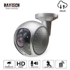 <b>DAYTECH Wireless WiFi IP</b> Camera Waterproof Outdoor 1080P ...